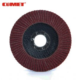 Aluminum Oxide Flap Wheel Red Aluminum Oxide Flap Wheel Red