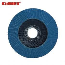 Zirc Oxide Flap Wheel Blue Zirc Oxide Flap Wheel Blue