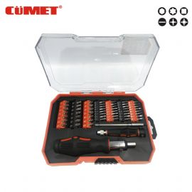 56PCS RATCHET BIT SET CF-40286