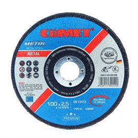 FLAT CUT-OFF WHEELS FOR METAL Cut off wheels for metal